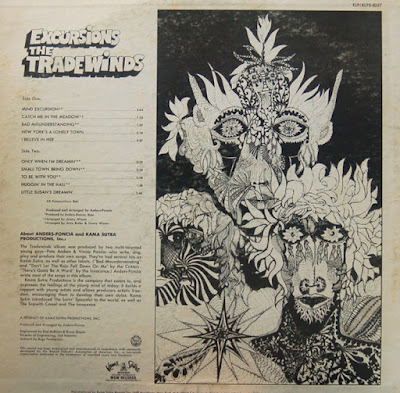 The Tradewinds – Excursions (1967)