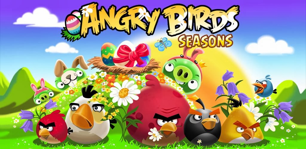 Angry Birds Seasons 4.0.1 - Full Version Free Download For PC | By MEHRAJ