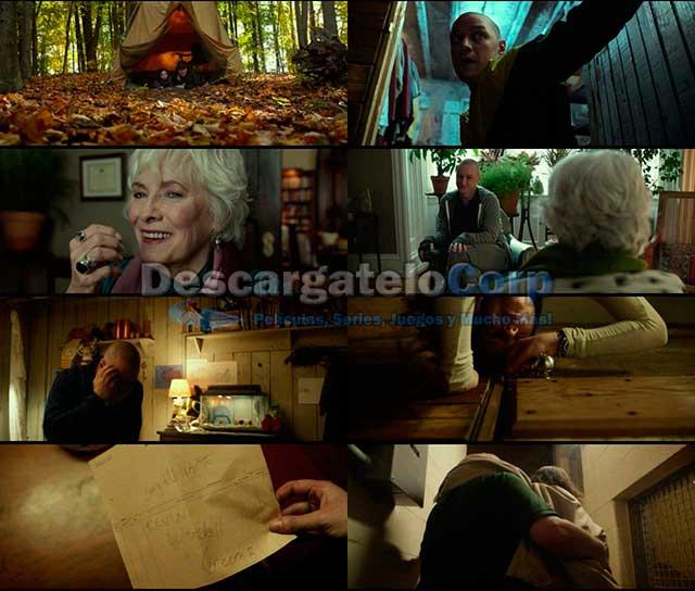 Fragmentado (2016) DVDRip Español Latino