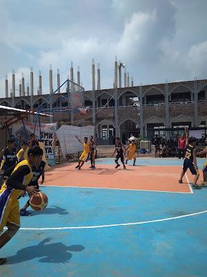 SMK IPTEK Cilamaya Gelar Festival Olahraga ke IV