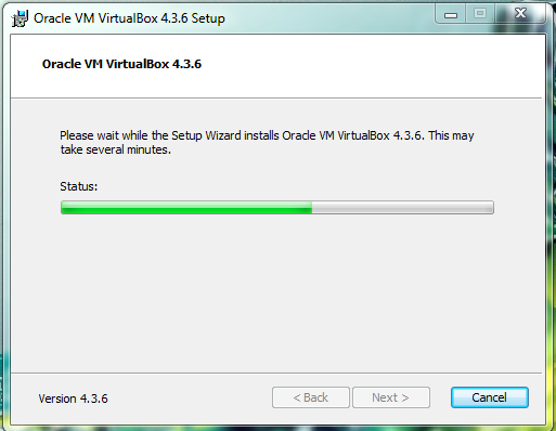 Membangun jaringan Client Server dengan Virtualbox