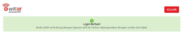 cara login wifi id terbaru