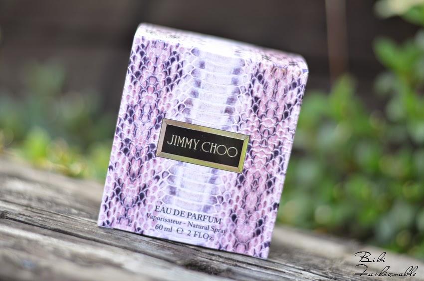 Jimmy Choo Eau de Parfum Verpackung