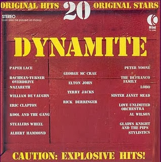 K Tel Kollection 1973 1983 Dynamite 1974