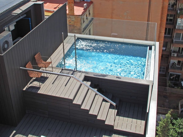 Pools For Small Yards Satisfying Eyes Pool Designs 9