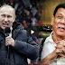 WATCH!  RUSSIA LEADER HINANGAAN SI PANGULONG DUTERTE SA PAGKAPANALO SA TIMES 100 READER POLL