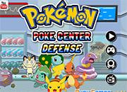 Poke Center Defense
