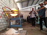 BUMDes Bersama LBJ Barokah Garap Produksi Garam