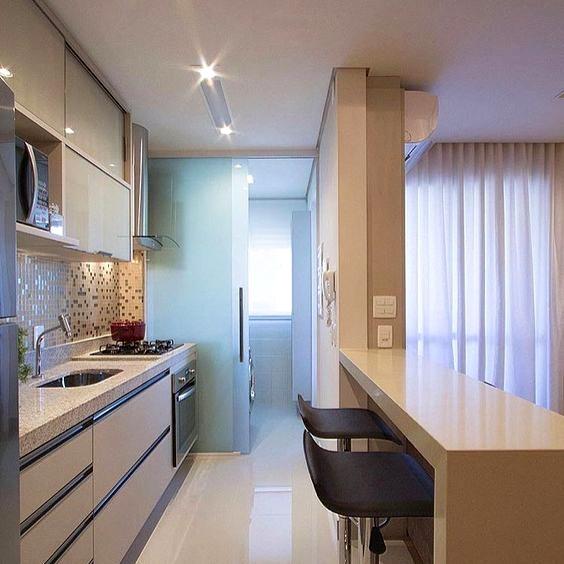 cozinha-integrada-apartamento-pequeno