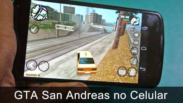 Como Baixar e Instalar Gta San Andreas No Celular Android