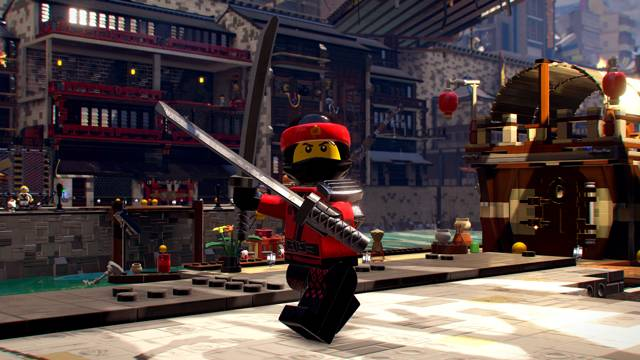 The LEGO NINJAGO Movie Video Game PC Full Español