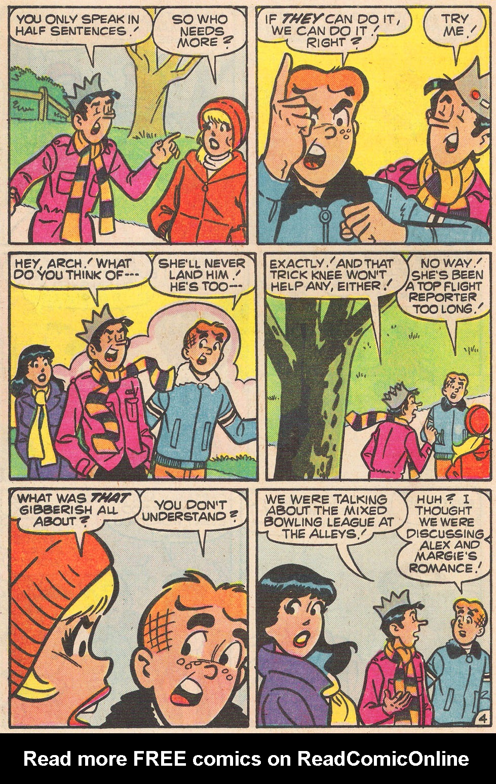 Read online Archie's Girls Betty and Veronica comic -  Issue #255 - 32
