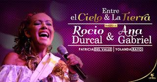 TRIBUTO a Rocio Durcal y Ana Gabriel en Bogotá 2