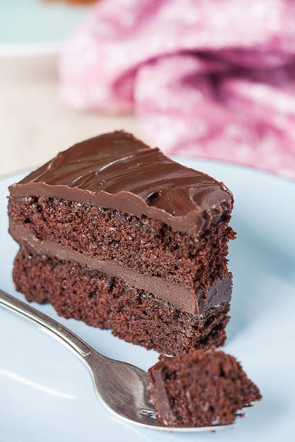 Čokoladna torta (Devil's Food Cake)