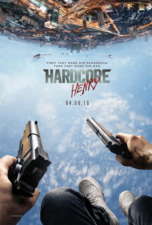 Nonton Film Hardcore Henry (2015)