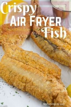 Air Fryer Fish
