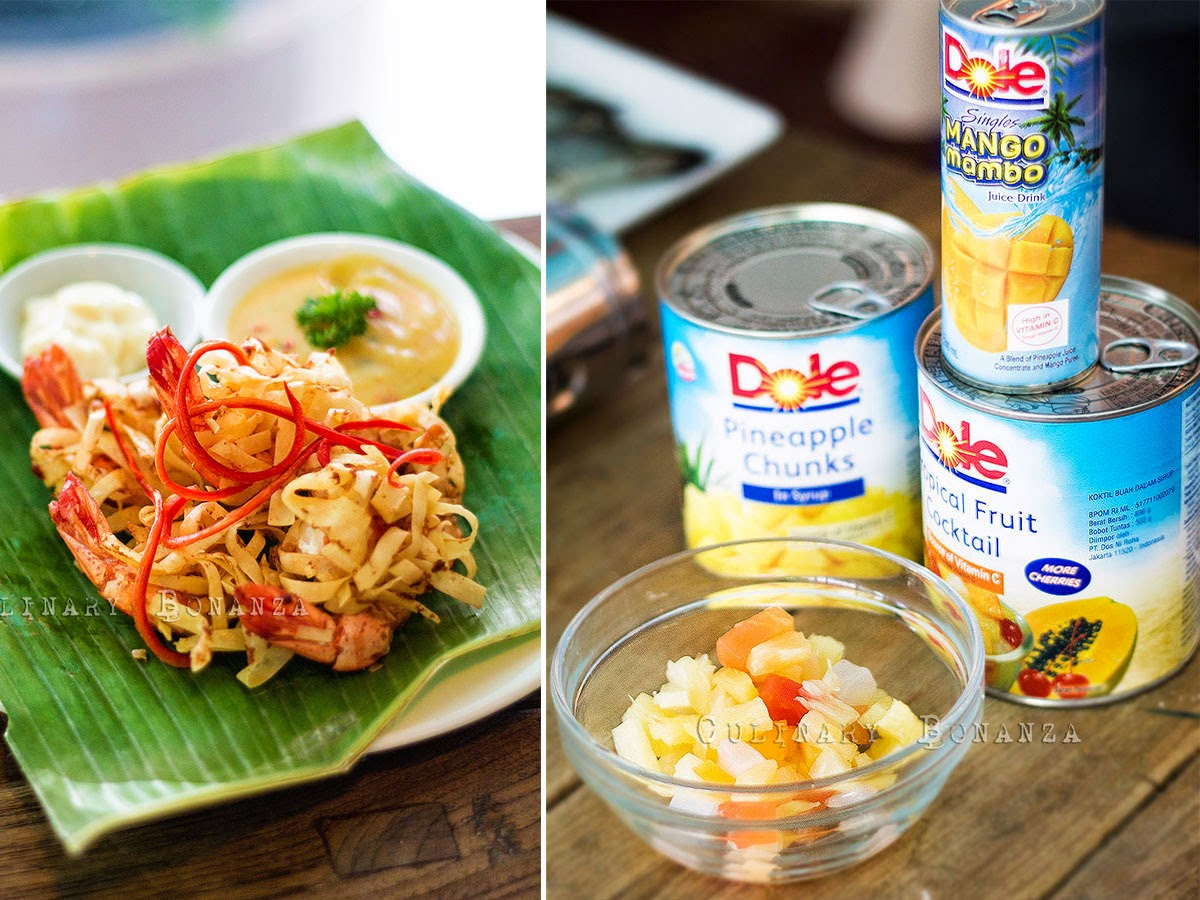 DOLE Cooking Class