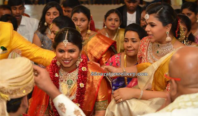 Bhuma Akhila Priya Wedding