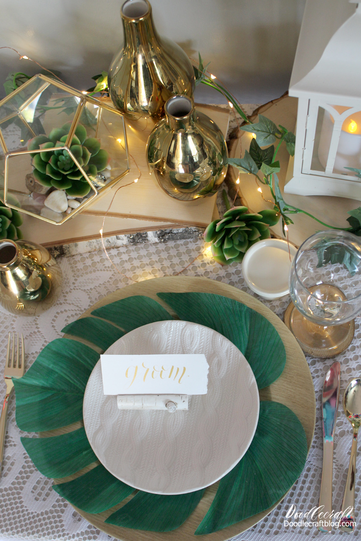 Doodlecraft diy wedding rustic wedding centerpiece decorations heres the fun oriental trading things i used to achieve this look gold terrariums gold vases solutioingenieria Choice Image