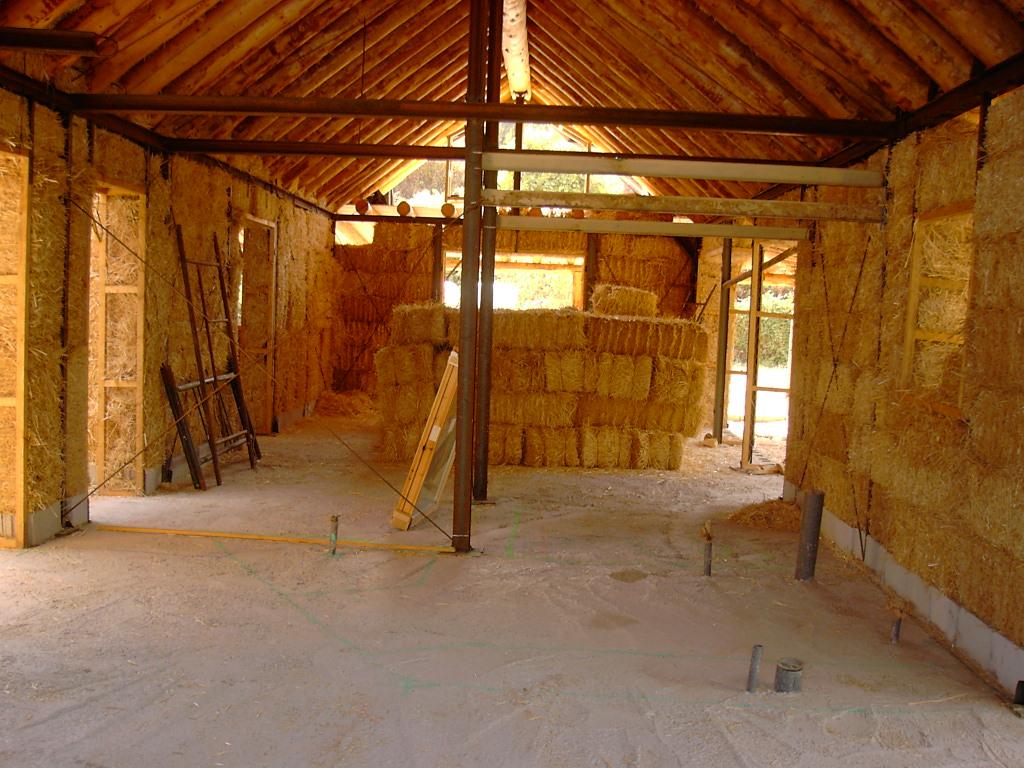 decorando casas Casa de Palha