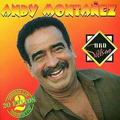 ORO SALSERO CD 2 - ANDY MONTAÑEZ (1994)