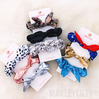 multiple scrunchies