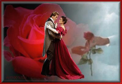 Resultado de imagem para um casal dançando