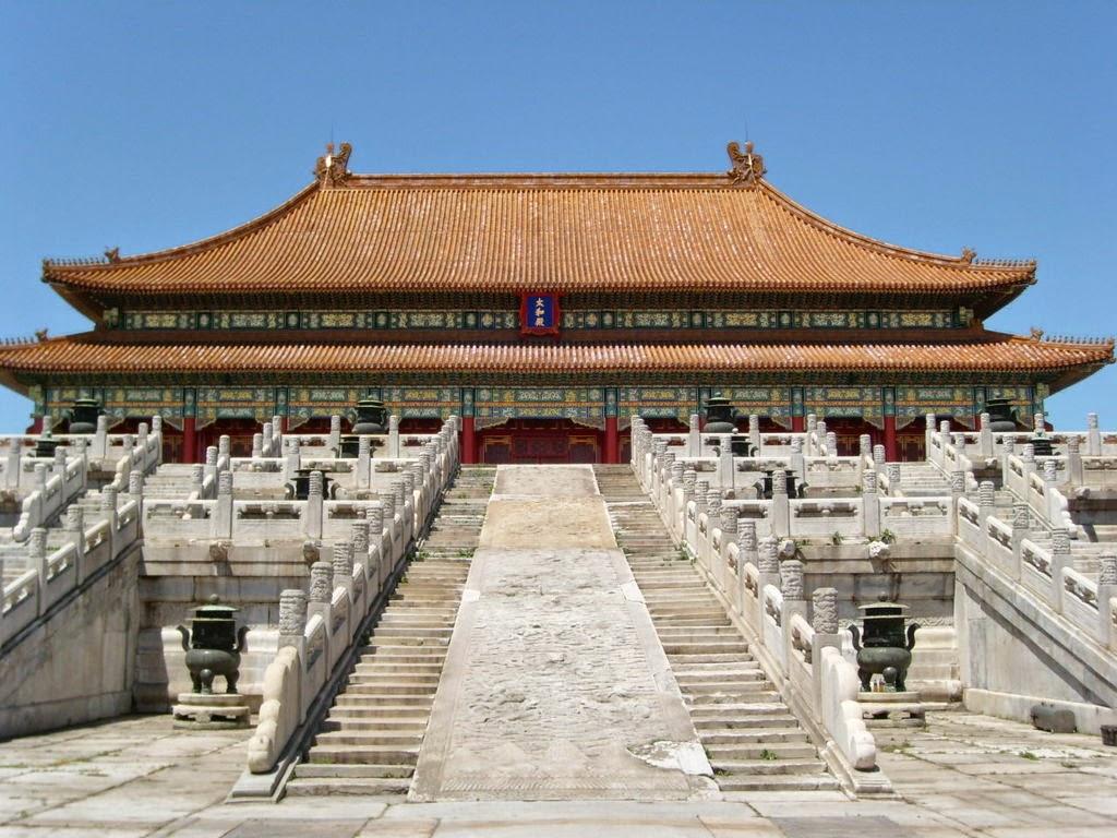 Itinerary Paket Tour Beiing China Murah Promo