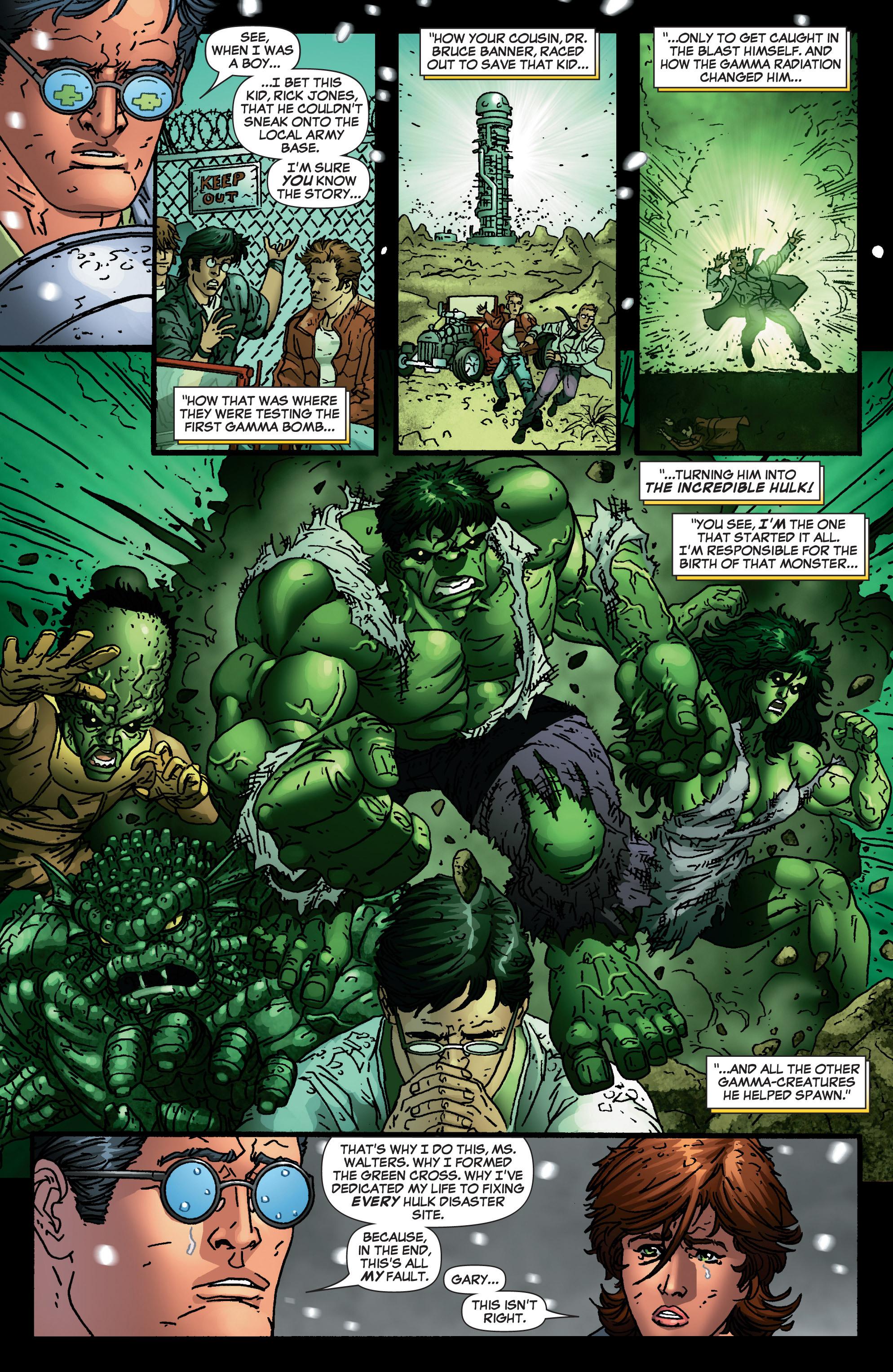 Read online She-Hulk (2005) comic -  Issue #4 - 20