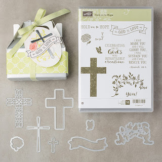Hold on to Hope - The perfect stamp set and matching framelits for all your faith based projects - get yours today - https://www3.stampinup.com/ECWeb/product/145969/hold-on-to-hope-wood-mount-bundle?dbwsdemoid=4008228