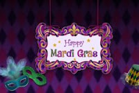 Mardi Gras Slide Styles and Transitions