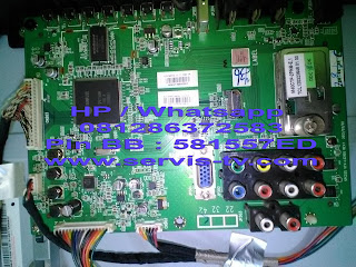 SPC22S VTV-L22105 REV:1 Mainboard LCD Panasonic