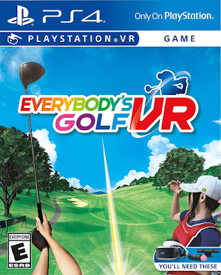 Everybodys Golf Vr Game Cover Ps4