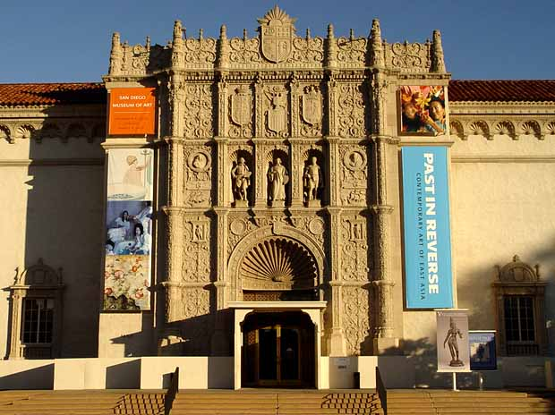 San Diego Museum of Art em San Diego