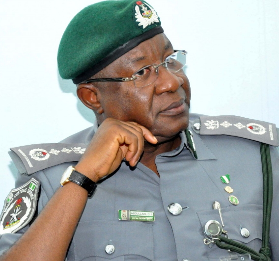 ex customs dg returns 1 billion to efcc