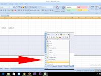 Cara Sembunyikan Kolom Tertentu di Microsoft Excel