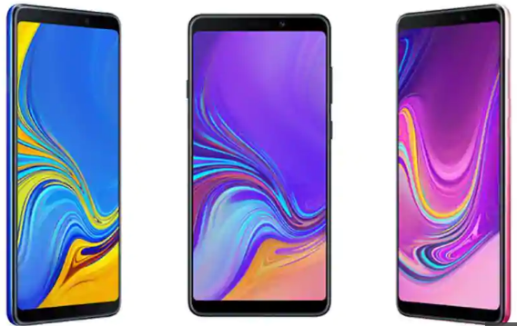 Quadruple-camera Galaxy A9 (2018) Leaks Out Entirely Through Samsung's Website
