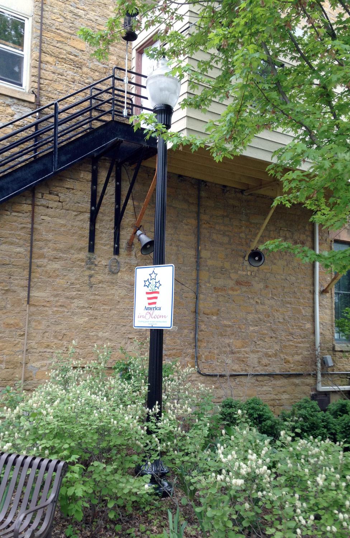 Twin City Sidewalks  Twin City Lamp Posts  8