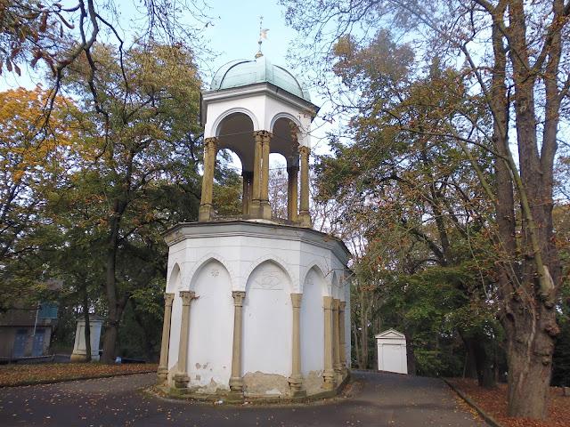 Capilla del Santo Sepulcro (Praga) (@mibaulviajero)