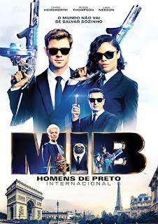 MIB: Homens de Preto - Internacional - TS Dublado