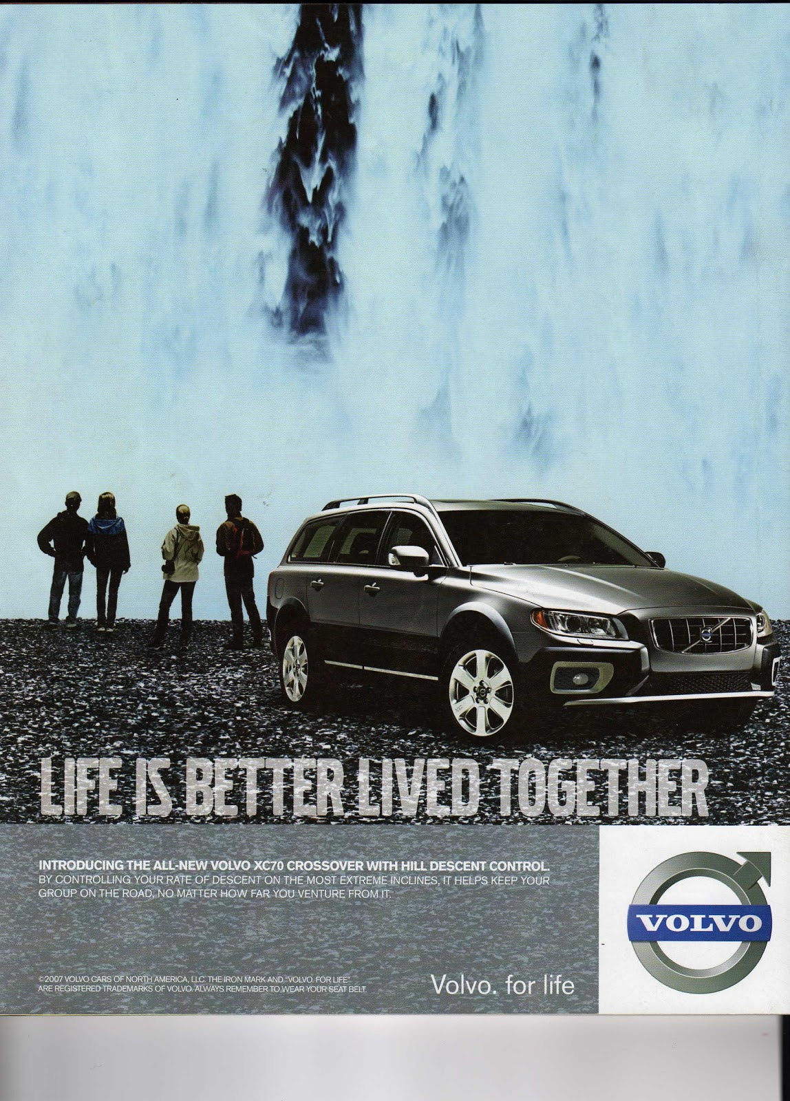 Download Central 75 Volvo Advertisement
