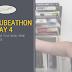 BookTubeAThon 2016 Day 4: Book Spine Poetry Challenge