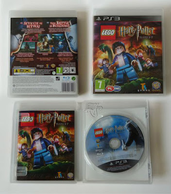 Harry+Potter+GRA+LEGO+lata+1-7+PS3+PlayStation+3++4