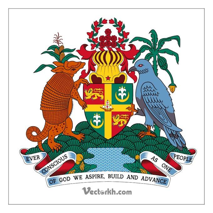 Coat of arms of Grenada free vector