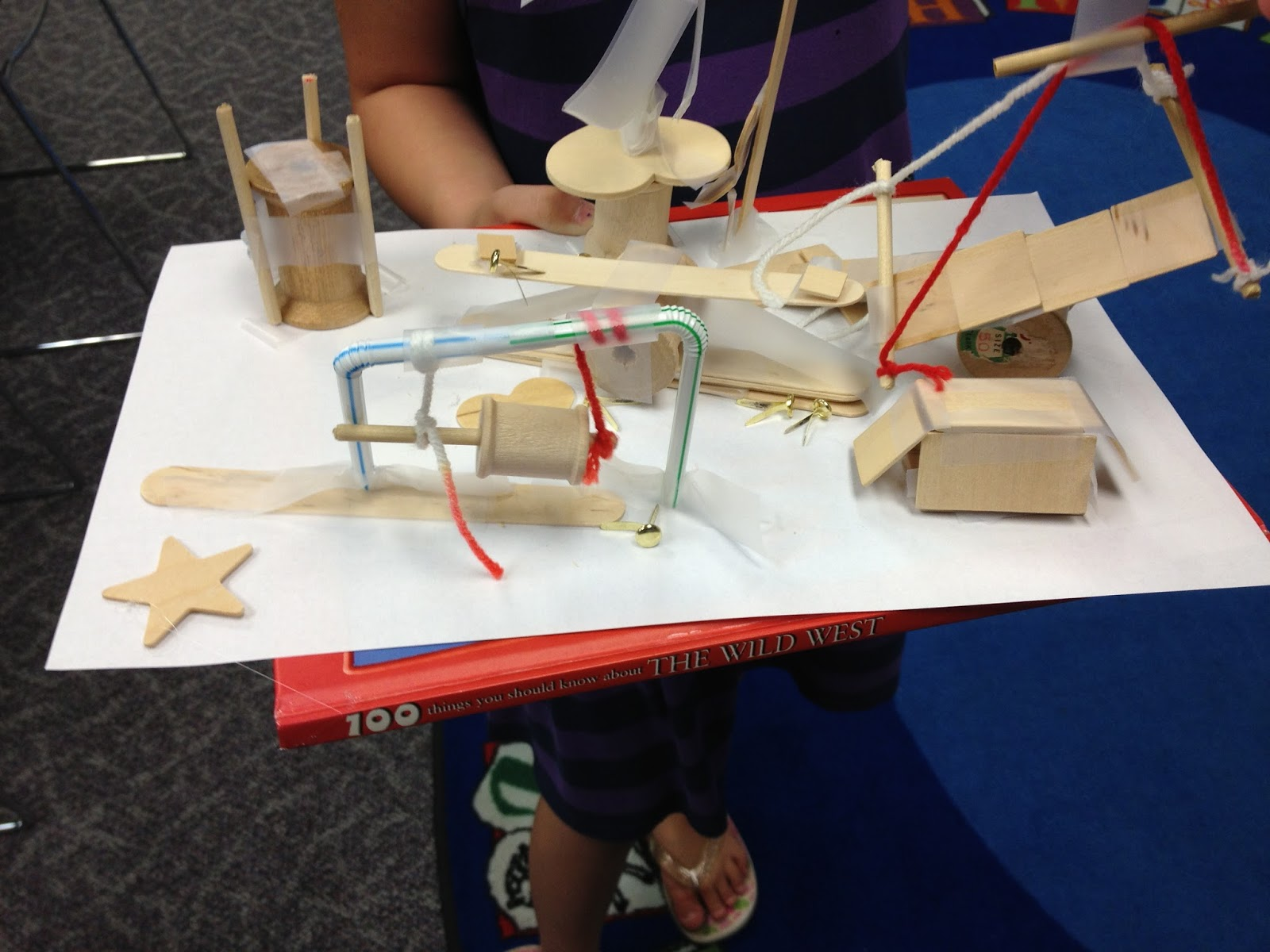 The show me librarian playground adventures a steam program for How to make different types of house models