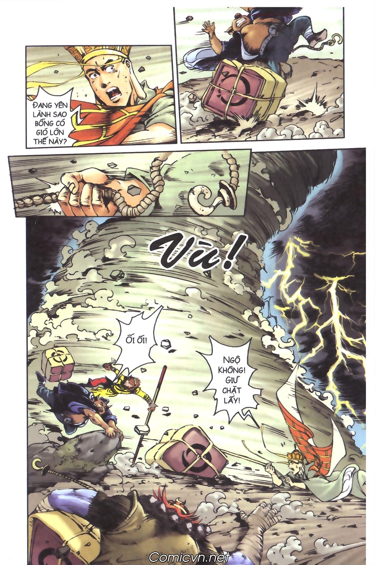 Tây Du Ký màu - Chapter 134 - Pic 29