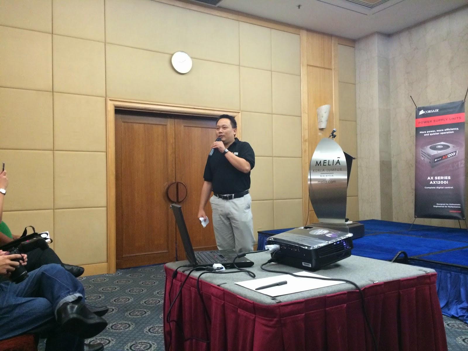 Coverage of Corsair Event @Melia Kuala Lumpur 20