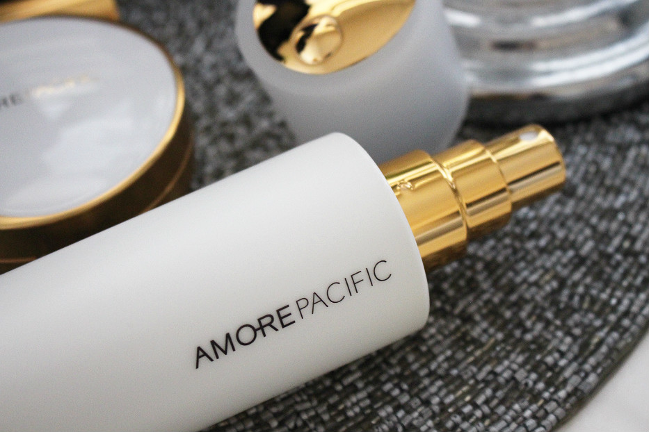 AmorePacific Sun Protection Mist Broad Spectrum SPF 30 review
