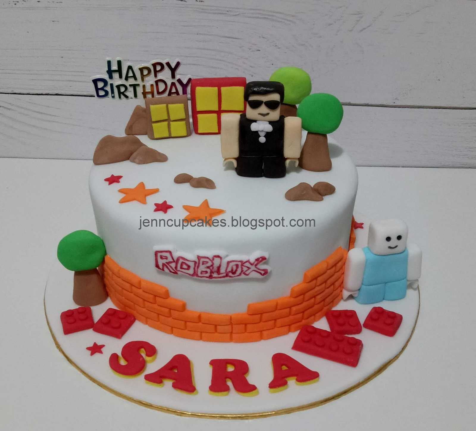 Roblox Cake Ideas For Girls