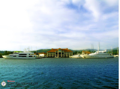 Experience Subic Bay Yacht Club